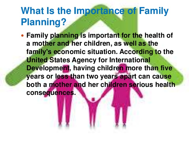 Is Family Planning Important?
