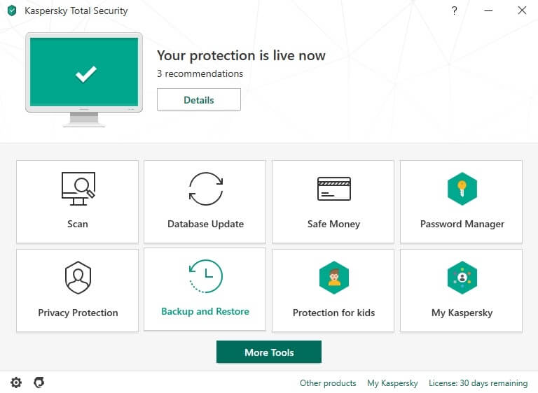 Product Review: Kaspersky Internet Security