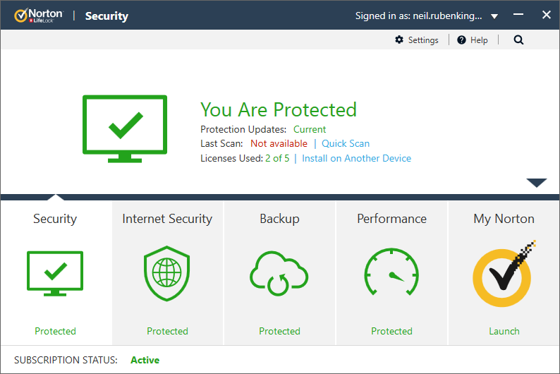 Review: Norton Internet Security
