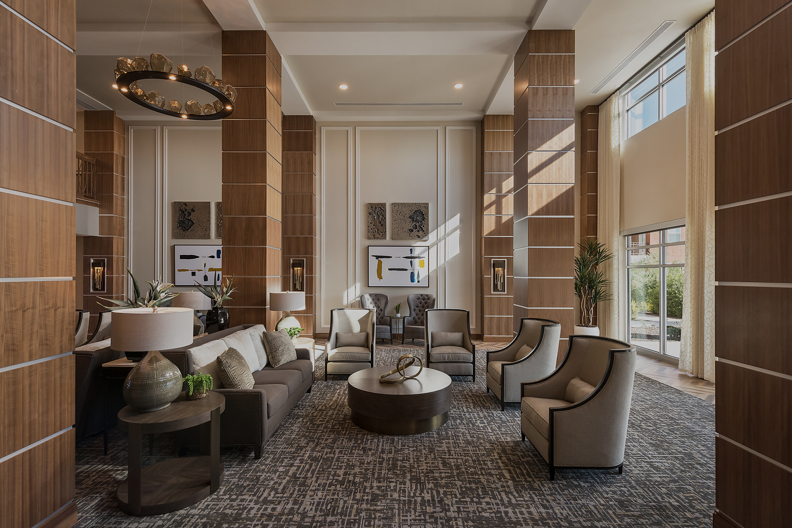 Interior Decorating for Assisted Living: Ideas for Creating a New Home for the Elderly