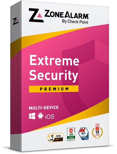 Zone Alarm Internet Security Suite