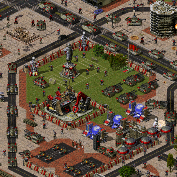 Command and Conquer  Red Alert 2: Yuri's Revenge